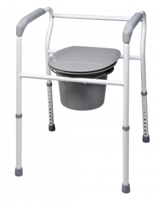 Standard Commode from Lumex | Pacific Medical Supply Salem