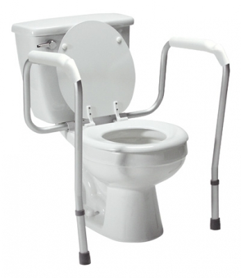 Toilet Safety Frame from Lumex | Pacific Medical Supply Salem