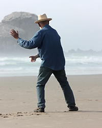 Tai Chi at Cannon Beach - Yoga vs. Tai Chi