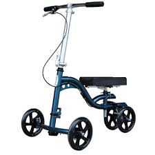 knee walker spry knee scooter at Pacific Medical Supply Salem Oregon - Manual Mobility