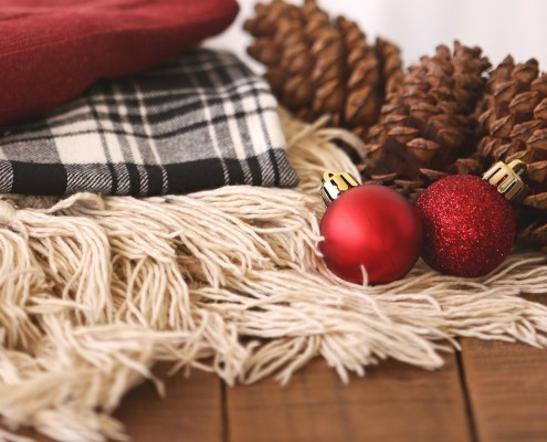 winter blankets and decorations - 5 winter health tips - Pacific Medical Supply Salem