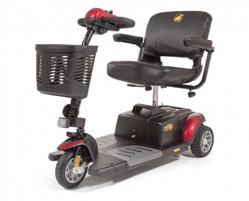 Buzzaround Scooter at Pacific Medical Supply Salem Oregon - power mobility scooters