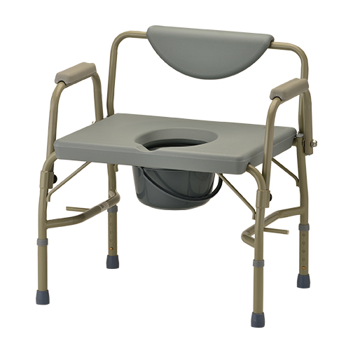 Heavy Duty Commode from Nova | Pacific Medical Supply Salem